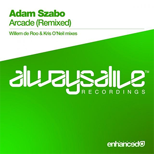 Adam Szabo - Arcade (Kris O'Neil Remix) [Always Alive / Enhanced Music]