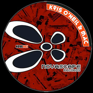 Kris O'Neil & Mac - Tears of Blue [Novascape Records]
