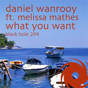 Daniel Wanrooy feat. Melissa Mathes - What You Want (Kris O'Neil Remix) [Black Hole Recordings]